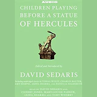 Children Playing Before a Statue of Hercules (Unabridged Selections) cover art