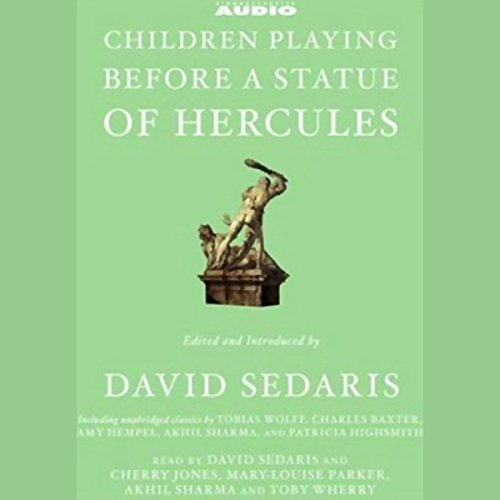 Children Playing Before a Statue of Hercules (Unabridged Selections)  By  cover art