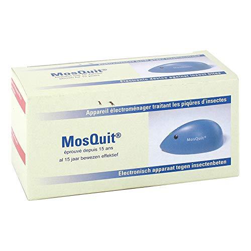 MosQuit Elektronischer Stichheiler gegen Juckreiz, Schwellungen, Brennen und Schmerzen bei Insektenstichen