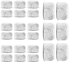 24-Pack Cuisinart Coffee Maker Filter Replacement All Cuisinart Coffee Maker Charcoal Filters Fit For Cuisinart DCC-1200 DGB-900BC CHW-12 SS-700 DGB-700BC DCC-3000 DCC-1100 DGB-625BC