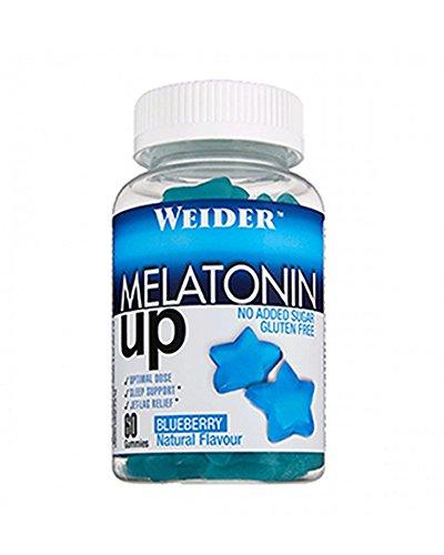 JOE WEIDER VICTORY Melatonine Up, 60 gummies, Sabor...