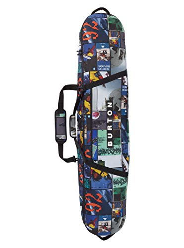 Burton Gig Board Bag, Catalog Collage Print, 156