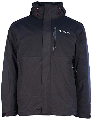 Columbia Men's Rural Mountain II Interchange Jacket