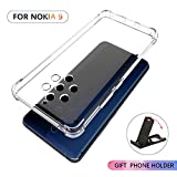 SCL Crystal Clear Case for Nokia 9 PureView Case Nokia 9