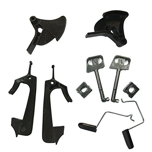 JRL Les bobines de régime de Barre de Levier W/Trigger kit pour tronçonneuse 36 41 136 137