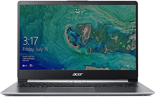 Comparison of Acer Swift 1 (NX.GXGAA.002) vs HP 14