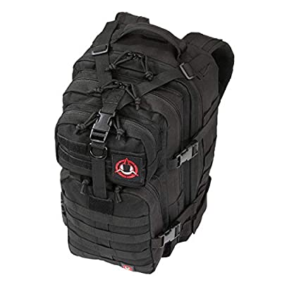 Orca Tactical Military Backpack - Small Military Grade Backpack - Army Inspired Salish 34L - External MOLLE Mounted 1 or 2 Day Survival Bag - Rucksack Pack