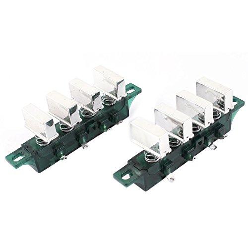 Aexit AC 250V 1A Ventilador eléctrico de suelo para mesa Tipo de...