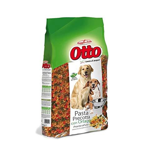 raggio di sole Cane Otto Pasta PRECOTTA con ORTAGGI da 7,5 kg vitamine per Cani Adulti Tutte Le Taglie