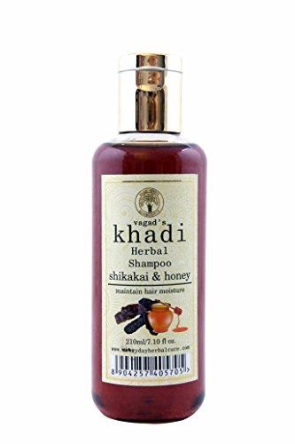Vagad's Khadi Shikakai and Honey Shampoo, 210ml