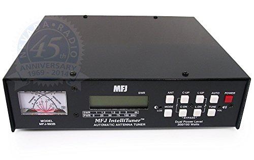 MFJ 993B intellituner–150/300Watt Vollautomatische Antenne Tuner