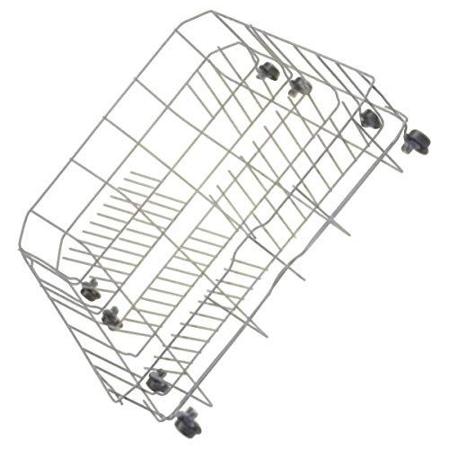 BEKO 1758970900 - Cesta inferior con ruedas para lavavajillas