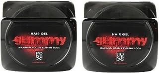 Gummy Hair Gel, Maximum Hold & Extreme Look 23.5oz (2 Pack)