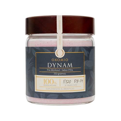 Dynam de OXOMIO - Endure (Pre-Workout (25 porciones)).
