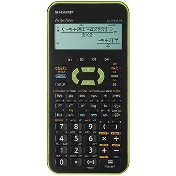 Sharp EL-531 XH Schwarz Taschenrechner Schutztasche Schutzhülle