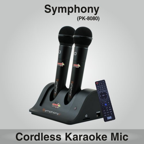 Buy Symphony Android Karaoke Player with Wireless Micophone and Remote