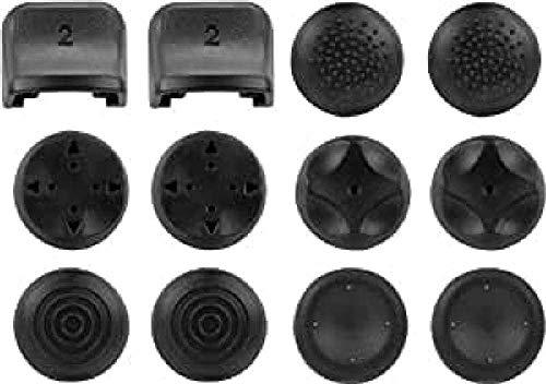 Speedlink Trigger- und Analogstick-Aufsätze für PS3 - TRIGGER Controller Add-On Kit - schwarz