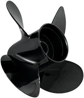Turning Point Propellers 21501930 Hustler Aluminum Propeller 4-Blade,  Black