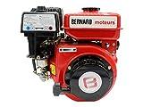 Bernard Motor 7PS für Einachsschlepper konische Welle Lombardini
