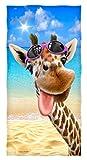 Selfie Super Soft Plush Cotton Beach Bath Pool Towel