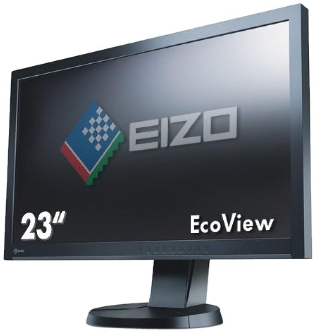 社会主義者キリマンジャロ感嘆符ナナオ <FlexScan> 23.0インチTFTモニタ 1920x1080 DVI-D24ピンx1 D-Sub15ピンx1 DisplayPortx1 ブラック EV2335W-BK