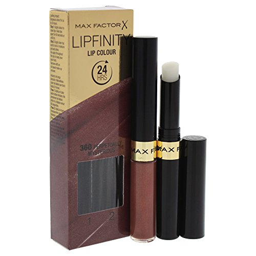 Max Factor Lipfinity Classic,360-Perpetually Mysterious - 360 Ml