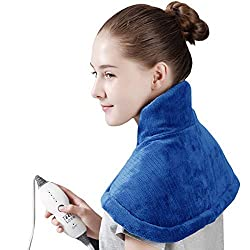 Heating Pad for Shoulder and Neck