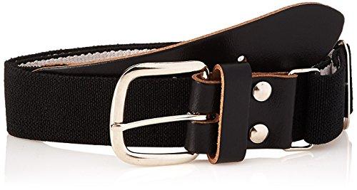Wilson Sporting Goods Youth Elastic Baseball Belt, 18-22-Inch, Black