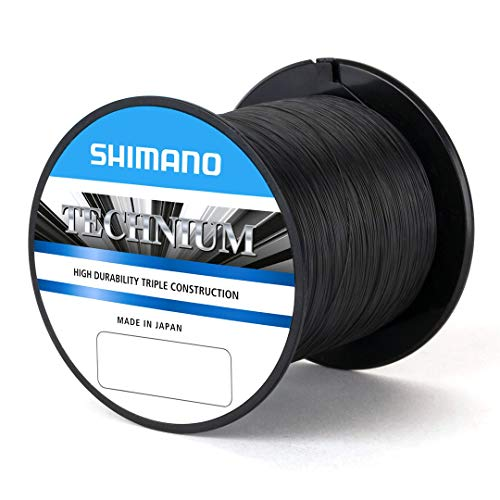 SHIMANO Angelschnur Technium 0.355 mm 600 m Sinkend Meer Spinning Surfcasting Feeder