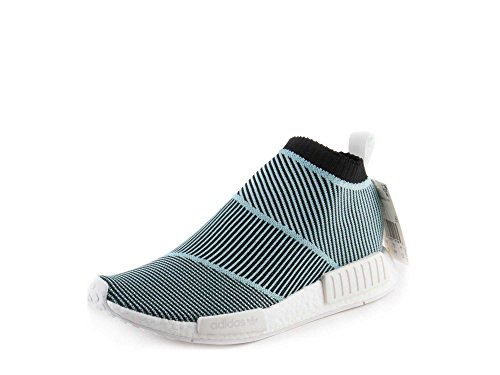 adidasAC8597 - NMD Cs1 Parley Herren, (Blue Spirit/Core Black-Footwear White), 40 2/3 EU