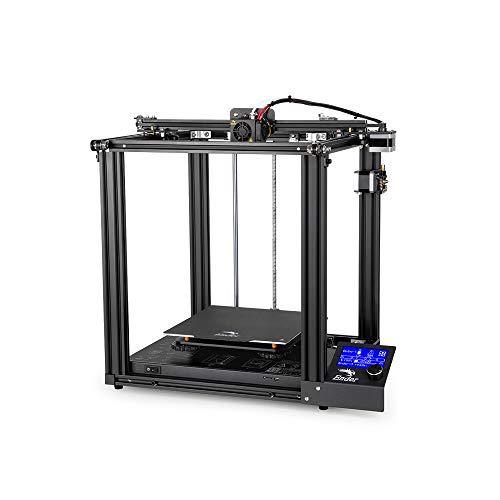 Creality 3D Ender 5 3D-Drucker mit Resume-Printing-Funktion und Marke Netzteil 220 * 220 * 300mm