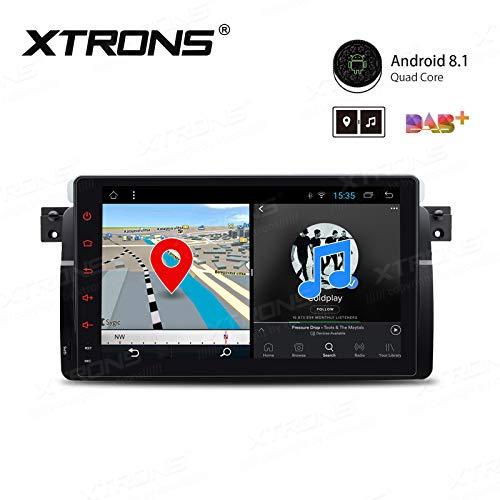 AUTORADIO 9' XTRONS Android 8.1 per BMW E46 M3