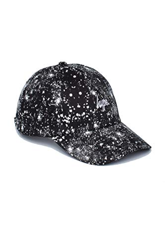 Hype Dad Cap Black Aop Speckle