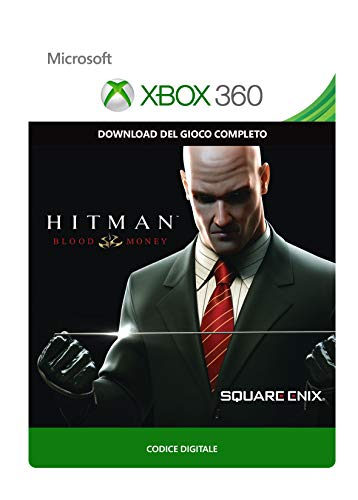 Hitman: Blood Money | Xbox 360 - Codice download