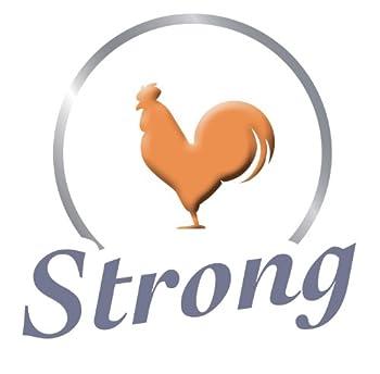 8in1 Delights Strong L - Os à Mâcher ferme garnis de poulet pour Chien Adulte de Grande - 1 pièce (130g)