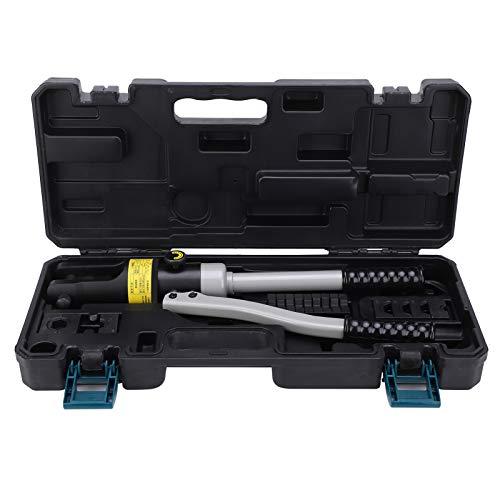 Engarzadora de cables hidráulica, Engarzadora de cables hidráulica, 16-240 mm² para comunicaciones, transporte, metalurgia, construcción naval