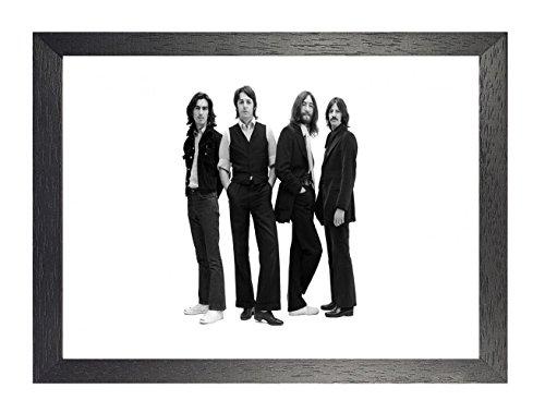 4 beatles poster foto sterren pop rock & roll sexy mannen vintage look klassieke ouderwetse