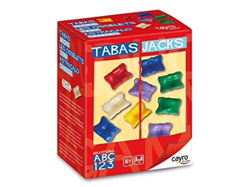 Cayro - Tabas — Juego de observación y lógica - Juego Mesa...