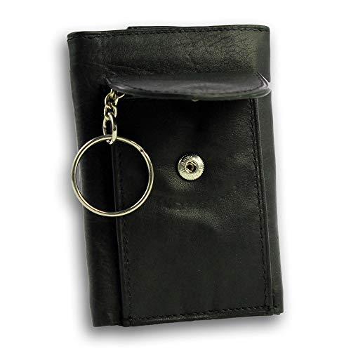 Safekeepers Mini portemonnee - leder