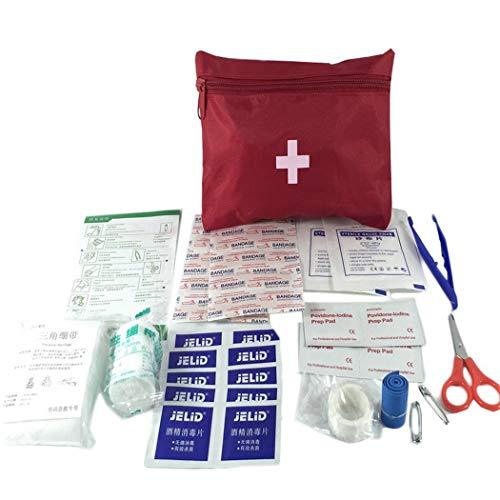 Kit medico di emergenza per il pronto soccorso da viaggio