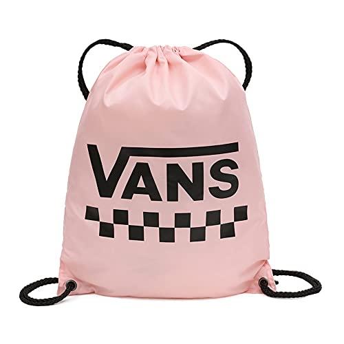 Vans Benched Bag, Bolsa BANCADA para Mujer, Polvo Rosa, Talla única