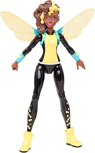 DC Super Hero Girls - Bumble Bee, Figuras de acción (Mattel DMM37)