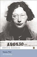 Modern Classics Simone Weil an Anthology (Penguin Modern Classics)