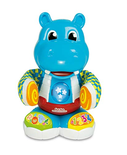 Clementoni- Harper- l'Hippo Danseur- 52381