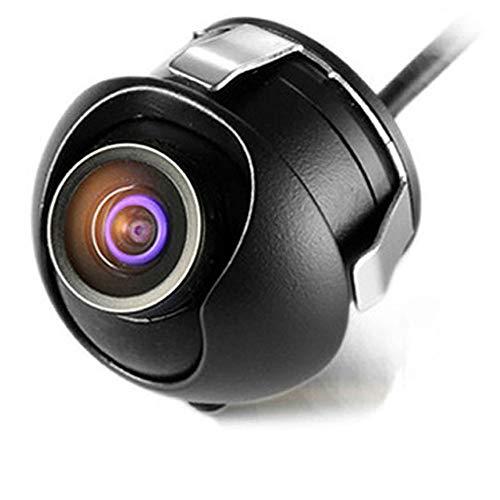 Auto Wayfeng® CCD- Nachtsicht 360-Grad-Auto Rearviewkamera Rückseiten-Unterstützungskamera mit Spiegelbild und Einparkhilfe Linie