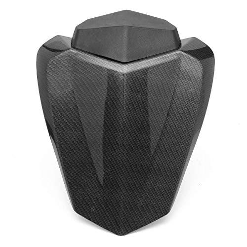 RENCALO Heckklappenverkleidung ABS Für Yamaha YZF-R1 R1 2009-2014 09-14-Kohlenstoff