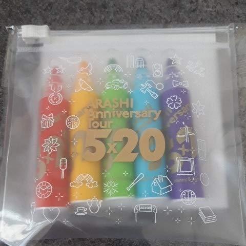 ☆新品 嵐 ミニぺん キッズライン ARASHI anniversary Tour 5×20 ミニペン 2018 グッズ