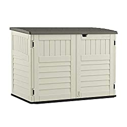 Best Hinged roof Outdoor shed under $350