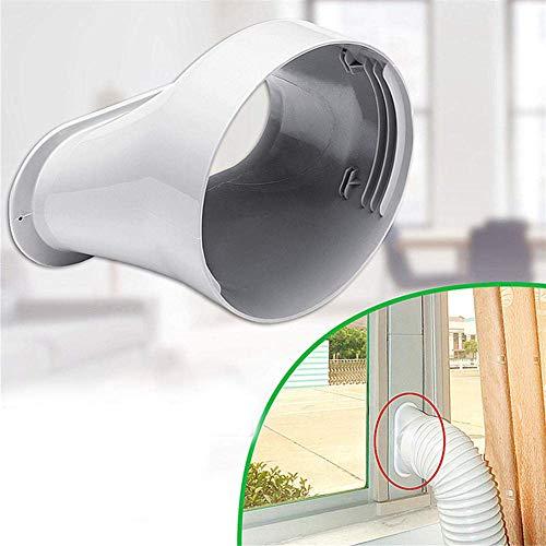 JoyFan Fensteradapter, Fensteradapter für Klimaanlagen, verstellbare Fensterdichtung, Fensteradapter für Abluftschlauch Siehe Abbildung