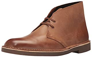 Clarks Men's Bushacre 2 Chukka Boot, Dark tan Leather, 11 Medium US (B01N5DT2AB) | Amazon price tracker / tracking, Amazon price history charts, Amazon price watches, Amazon price drop alerts